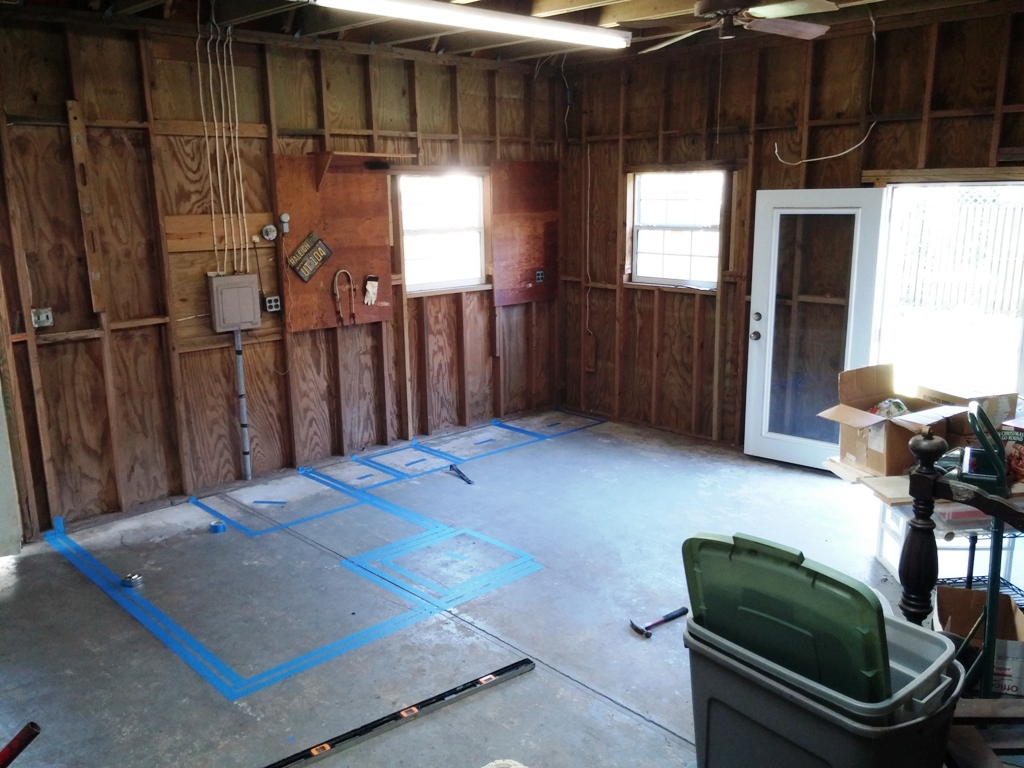 Carriage House Remodel Savannah Renovations Llc